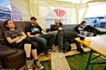 metal.de Stand-Team (Summer Breeze 2011)
