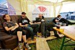 metal.de Stand-Team (Summer Breeze 2011)
