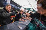 Autogrammstunden: Samstag (Rockharz Open Air 2012)