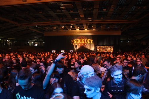 Knock Out Festival 2012