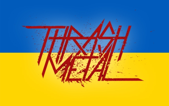 Thrash Metal in der Ukraine