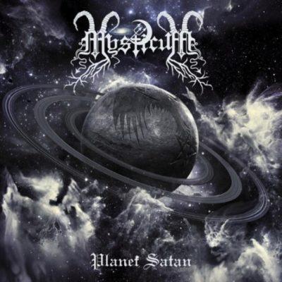 Mysticum - Planet Satan Cover