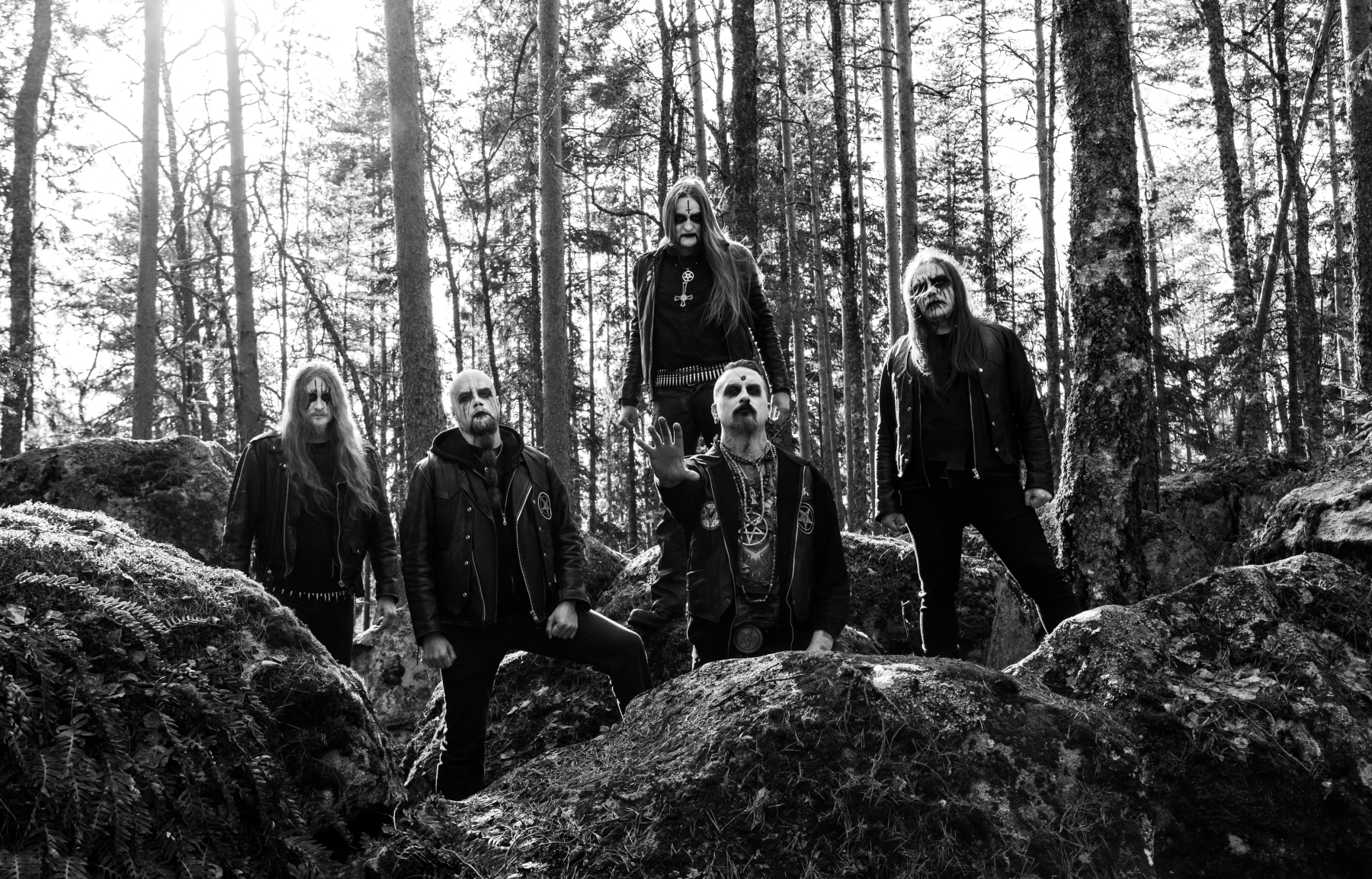 "Baptism - Premiere des Songs ""Buried With Him"""