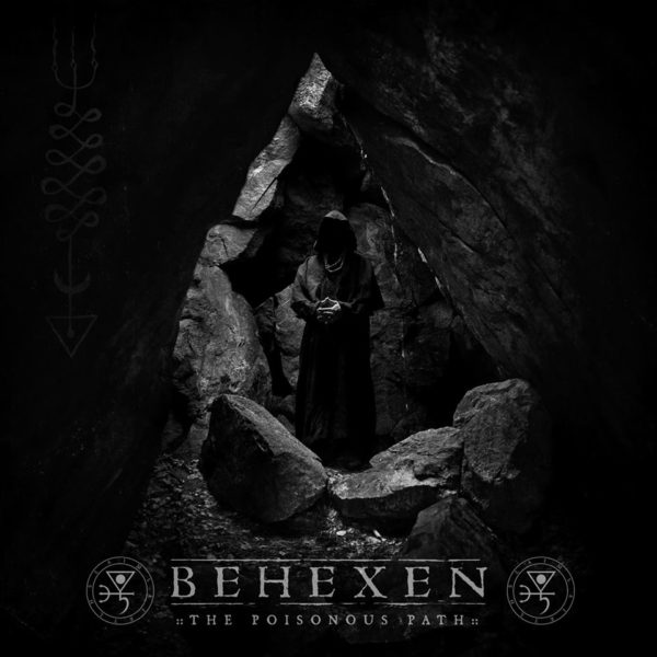 Behexen - The Poisonous Path Cover