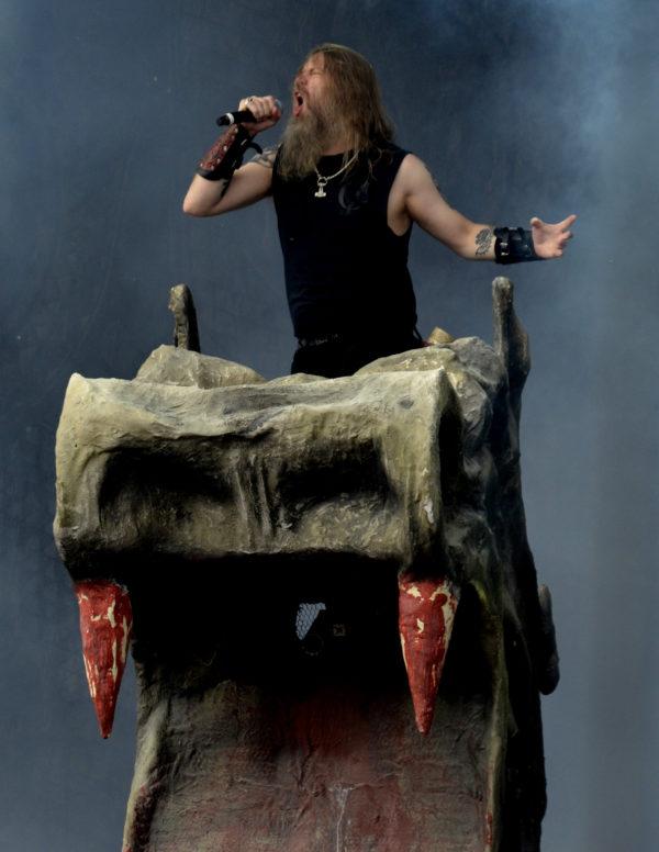 Amon Amarth - Rock im Park 2016