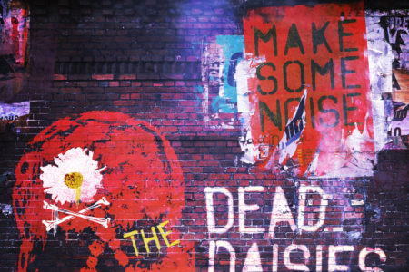 The Dead Daisies - Make Some Noise (Artwork)