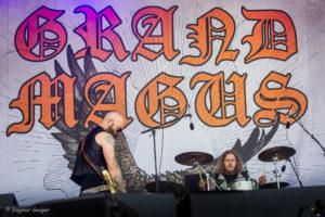 Grand Magus auf dem Rockharz 2016