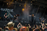 Harpyie auf dem Rockharz 2016