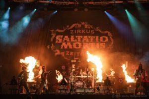 Saltatio Mortis auf dem Rockharz Open Air 2016