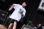 Emmure auf dem Summer Breeze Open Air 2016
