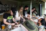 Autogrammstunde mit Carcass beim Summer Breeze Open Air 2016