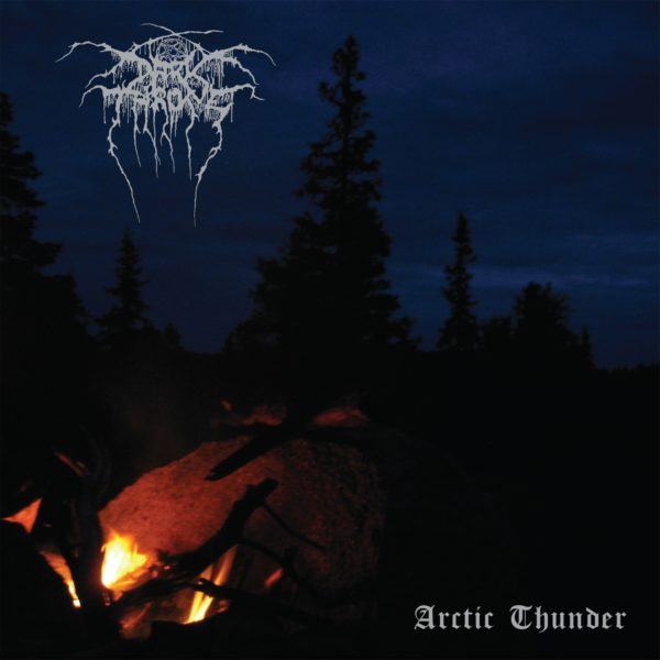 Darkthrone - Arctic Thunder - Album 2016 - Cover-Artwork