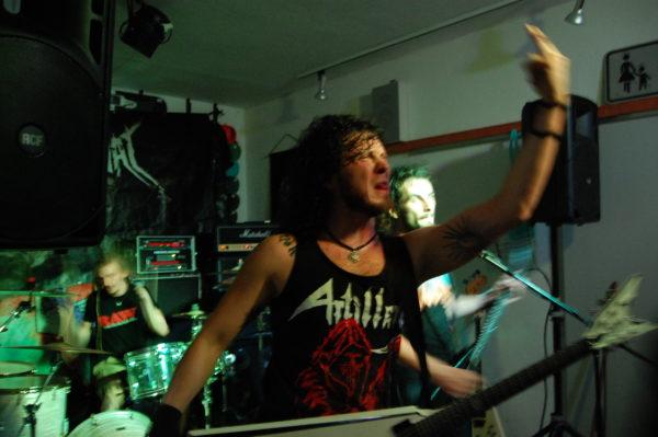 Pripjat beim Skate Metal Fest (Foto von Stefanie Fischediek)