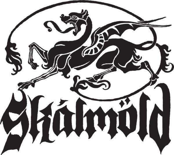 Skálmöld - Logo