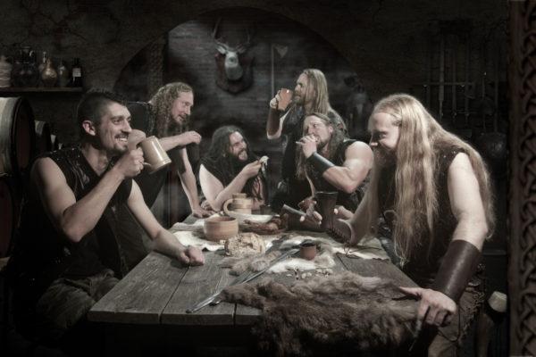 Promotionfoto von HEIDEVOLK