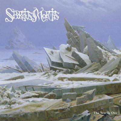 """Cover zu """"The Year Is One"""" von SPIRITUS MORTIS"""