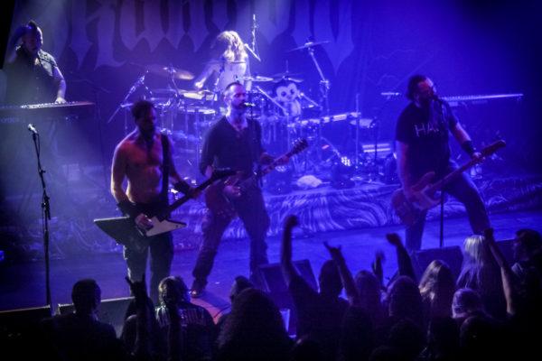 Skálmöld live in Hannover