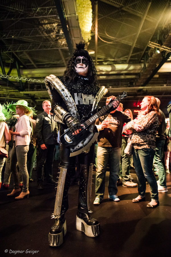 KISS-Man - SWR1 Hitparade 2016 in der Schleyerhalle