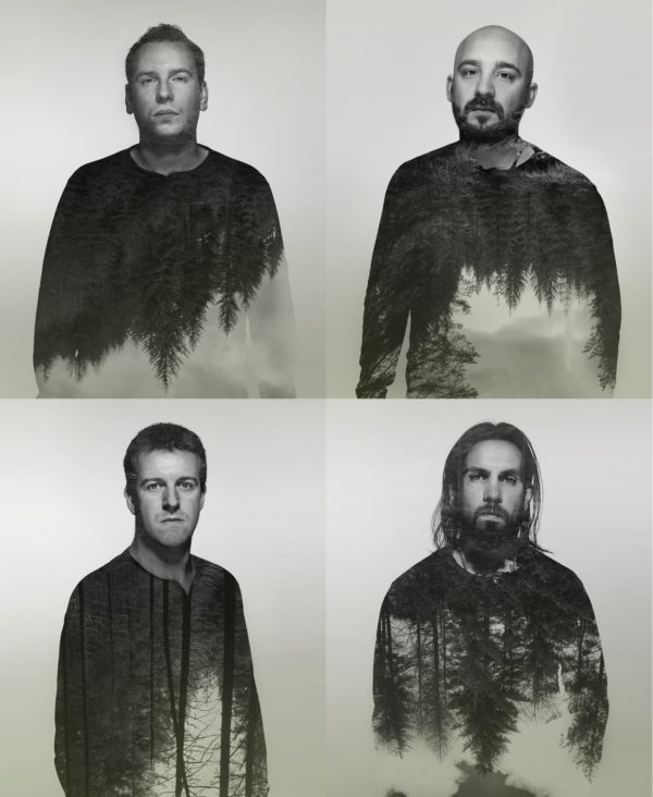 Winterfylleth Fotos Bandmitglieder