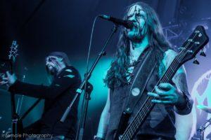 Moonsorrow live auf der Finnish Folk Metal Mafia Tour in Hamburg am 13.11.2016