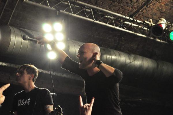 Maxxwell live in Bochum 2016 (Foto von Sarah Mühl)