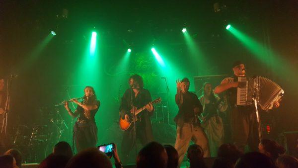 Vroudenspil live in Dresden