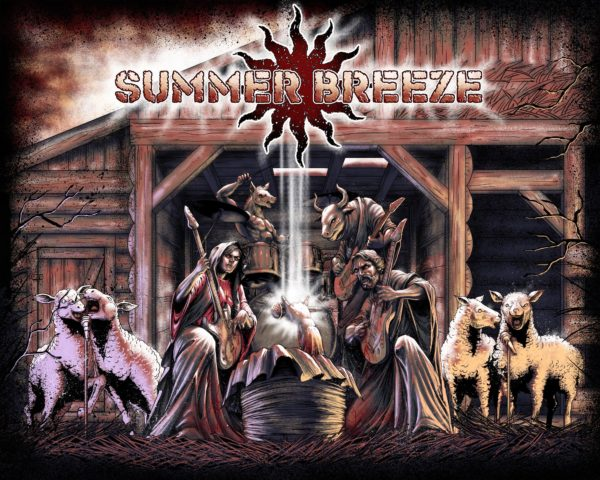 Der Summer Breeze 2017 Adventskalender