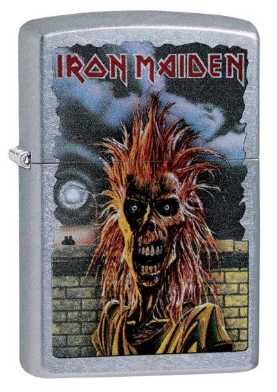 Iron Maiden - Zippo
