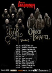 YEAR OF THE GOAT & THE ORDER OF ISRAFEL - Tour 2017