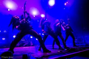 Dirkschneider auf dem Knock Out Festival 2016