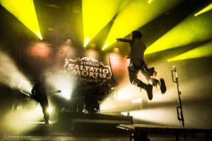 Saltatio Mortis auf dem Knock Out Festival 2016