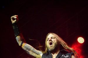 Iced Earth auf dem Ruhrpott Metal Meeting 2016