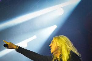 Saxon auf dem Ruhrpott Metal Meeting 2016