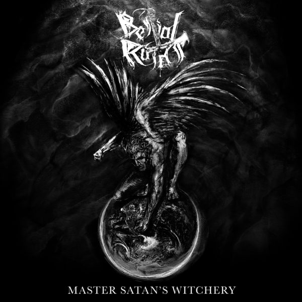 Bestial Raids - Master Satan's Witchery - Album 2016 - Cover-Artwork