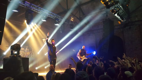 Caliban - Live in Dresden