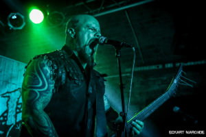 Wolfheart live in Bochum (Matrix), 11.01.2017. Pic by Eckart Maronde