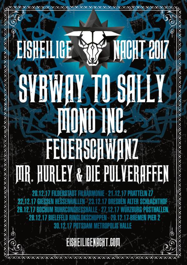 Eisheilige Nacht 2017
