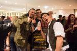 Saltatio Mortis geben Autogramme auf dem Knock Out Festival 2016
