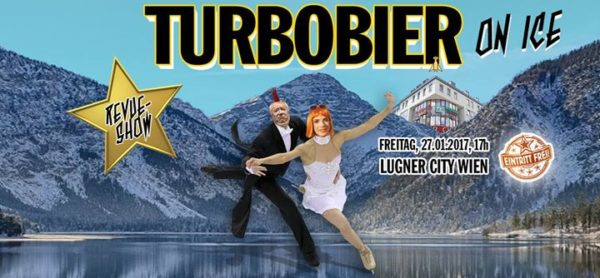 Turbobier on ice