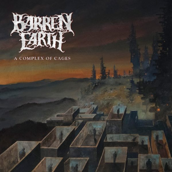 """A Complex Of Cages"" von BARREN EARTH"