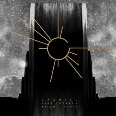 Bild Cranial Dark Towers Black Lights Cover Artwork