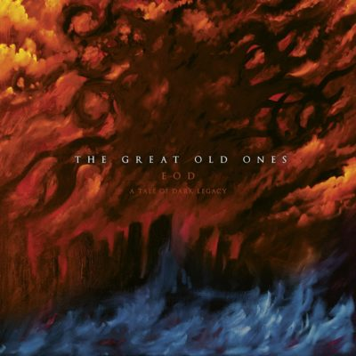 Bild The Great Old Ones EOD: A Tale Of Dark Legacy Cover-Artwork