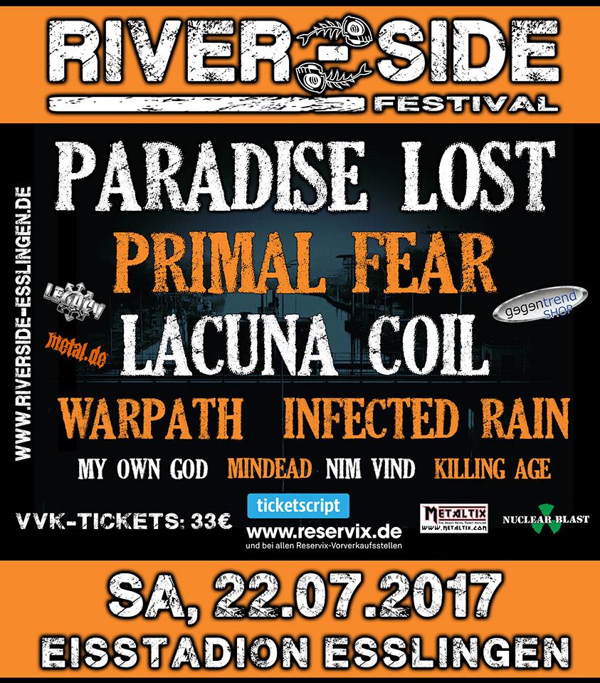 Riverside Festival 2017