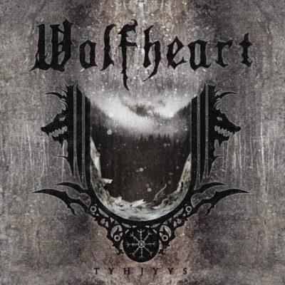 Bild Wolfheart Tyhjyys Cover