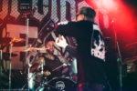 Konzertfoto - First Blood, 7. Februar 2017, Backstage Halle, München