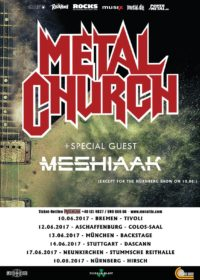 Metal Church + Meshiaak