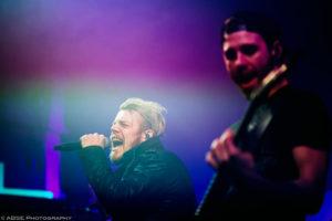 Konzertfoto - The Raven Age, Among The Kings Tour, 25. February 2017, Backstage Werk, München
