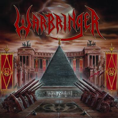 Warbringer - Woe To The Vanquished (Artwork)