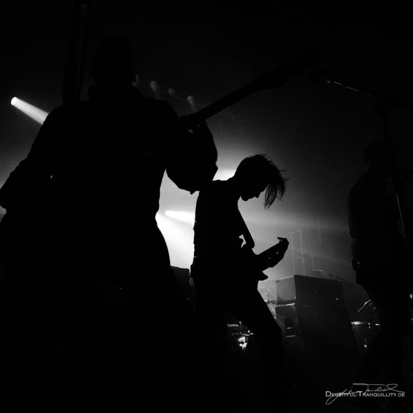 Konzertfoto von Leprous am 7. März 2017 im Columbia Theater Berlin