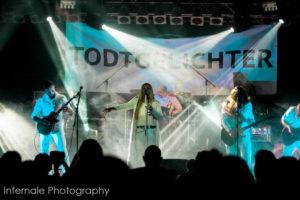 Bild Todtgelichter live im Nuke Club Berlin am 17.03.2017